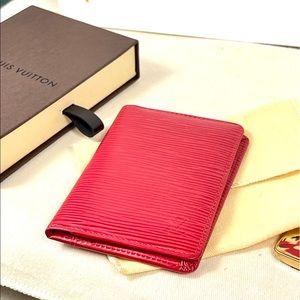✨💎AUTHENTIC💎✨ Louis Vuitton Card Wallet
